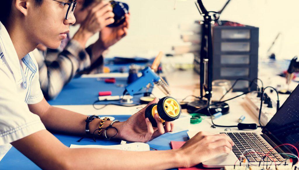 Adelaide Robotics Academy new science curriculum